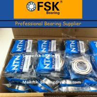 China 10mm 26mm 8mm NTN / FSK Deep Groove Ball Bearing 6004ZZCM/5K wholesale