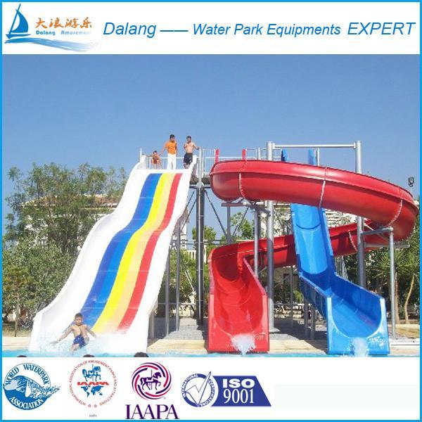 9m Swimming Pool Water Slides For Water Amusement Park Of Item 97722881