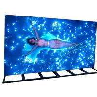 China SMD2121 P2.5 HD Portable LED Poster Display IP40 For Indoor Shopping Advertising wholesale