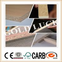 China 12X1220*2440mm Furniture Grade Plain Particle Board wholesale