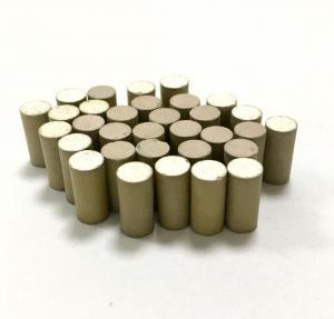 Buy cheap Piezo element Piezoceramic Transducer for lighter 5 x 10mm quartz ultrasonic from wholesalers