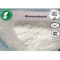 Quality High Purity Anabolic Steroid Powder Rimonabant For Weight Loss CAS 168273-06-1 for sale