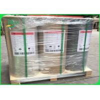 China FDA approved 100% wood pulp 40gsm - 80gsm brown kraft paper for packing on sale