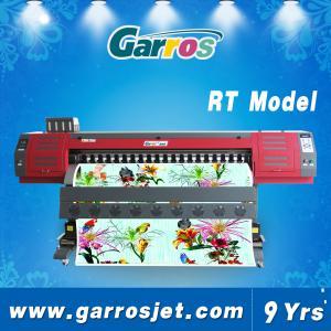 China Digital Textile Printing Machine High Quality 1.8m Sublimation T-shirt/Canvas Printer wholesale