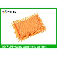 China Lovely Car Cleaning Mitt Car Polishing Sponge Simple Design Various Colors wholesale