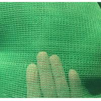 China Hot Product construction safety net against debris green color wholesale