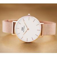 China Wholesale Daniel Wellington Classic Petite DW00100163 32 mm Melrose Montre Femme NEUF DW wholesale