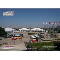 Quality 50m Span Width Outdoor Exhibition Tents For Canton Fair Trade Show for sale