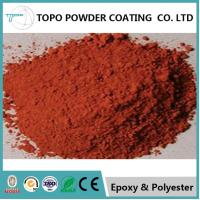 Buy cheap RAL 1017 Thermoset Powder Coating For Business Machines Saffron Yellow Color from wholesalers