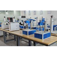 China Wood / Paper CO2 Laser Marking Machine 10600nm 30w High Reliability wholesale