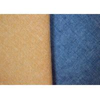 China Tabby Weave Cotton Yarn Dyed Fabric Strong And Hard - Wearing Comfortable Handfeel wholesale