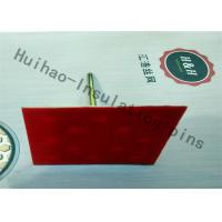 Buy cheap Aluminum Self Adhesive Insulation Pins With 63.5MM Fix Heat Insulating Material from wholesalers