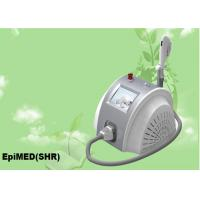 Quality SHR Hair Removal Machine IPL OPT SHR Pain Free with Germany Xenon Lamp LaserTell for sale