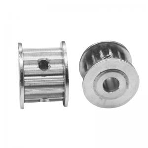 China 16 Tooth 20 Tooth 2GT 3D Printer Timing Pulley Aluminum alloy wholesale