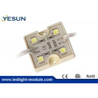 China SMD 5050 Injection Led Module , Signs Backlight IP65 Waterproof DC 12V LED Module on sale