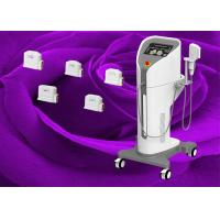 China 10 Inch Screen Hifu High Intensity Focused Ultrasound Machine For Face Lifting wholesale