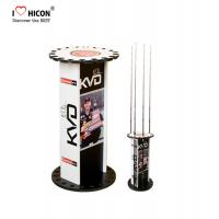 China Eye-catching New Customized Fishing Rod Rack Display Stand For Retail Stores wholesale