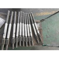 Quality Mining Rod Drill Shank Adapter , CNC Machining Threaded Shank Drill Bit Adapter for sale