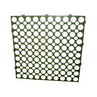 China Custom Round Perforated Aluminum Panels 3mm Architectural Panels wholesale