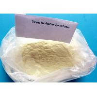 China Tren Anabolic Yellow Steroid Trenbolone Acetate for Bodybuilding CAS 10161-34-9 wholesale