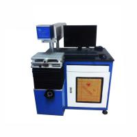 China Low Consumption Wood Laser Printer Machine with Air Cooling 10640nm Beam Length wholesale