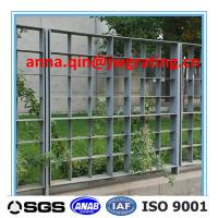 Buy cheap china Security metal grating Fence with flat steel from wholesalers