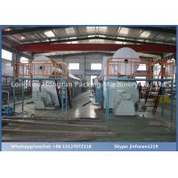 Full Automatic Used Paper Recycling Egg Tray Making Machine 4000pcs / h high