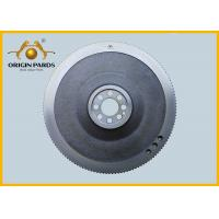 China ISUZU 325mm 4HE1 4HE1T Flywheel 8971665160 Back Side Connect To Clutch Cover wholesale