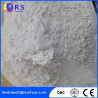 Insulating Castable Refractory, with Yellow Color, size 0-200 mesh for sale