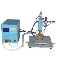 China Double Station Hot Bar Soldering Machine PID Temperature Controlled on sale