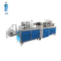 China Factory Price Non Woven Fabric Hospital Surgical Gown Making Production Line wholesale