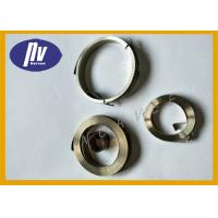 China 302 Stainless Steel Coil Springs Free Length For Tape Measures / Hose Reels wholesale