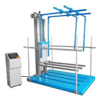 Buy cheap Accurate Package Drop Testing Equipment , Carton Drop Fall  Impact Testing Machine With Ista Astm from wholesalers