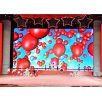 China 576x576mm Full Color Stage Background LED Screen 6mm Seamless assembling wholesale
