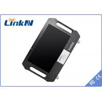 China LinkAV Outdoor Portable 10.1 Inch COFDM Video Receiver In Digital Channel wholesale