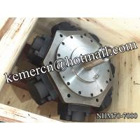 Radial Piston Hydraulic Motor Nhm70 7000b D4801 With Flow