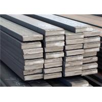 China Petrochemical Industry Carbon Steel Flat Bar Low Hardenability Normalised Condition on sale