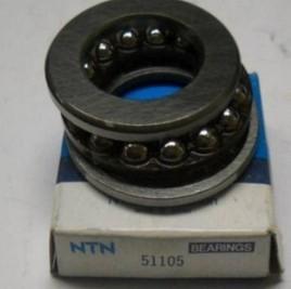 China SKF 51105 Thrust Ball Bearing 25x42x12mm on sale