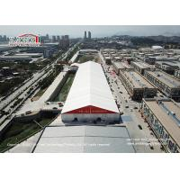 China UV Resistant 5000sqm Outdoor Exhibition Tents For Temporary Car Show wholesale