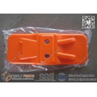 Quality Temporary Fence Panels with Plastic Foot Block   H 2100mmXW2400mm   AS4687-2007 for sale
