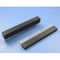 China copy 1.27 mm pitch socket strip header female Header for LED screen single row