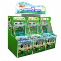 Buy cheap Factory Supplier Happy Soccer Game Kids Coin Operated Game Machine 3P Football from wholesalers