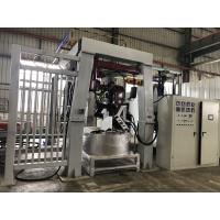 China High Productivity Low Pressure Die Casting Process For Metal ISO Approved on sale