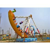 China FRP Amusement Park Pirate Ship Swing 8-10 Passengers Customized Color wholesale