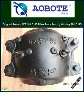 China SKF Pillow Block Bearing SNL3140 , Miniature Sealed Ball Bearing in Mining wholesale