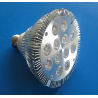 China 60 degrees indoor 12w PAR38  Bridgelux, Epistar Spot light bulb / LED Spot Lamps FCC, PSE wholesale