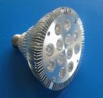 China 60 degrees indoor 12w PAR38  Bridgelux, Epistar Spot light bulb / LED Spot Lamps FCC, PSE wholesale