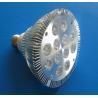 Buy cheap 60 degrees indoor 12w PAR38 Bridgelux, Epistar Spot light bulb / LED Spot Lamps from wholesalers