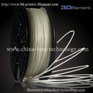 China 3D Printer Filament PLA 1.75mm Transparent wholesale