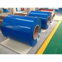 China 0.7mm Color Coated Aluminium Coil Painted PE 1050 3003 Alloy Colour Coated Coil wholesale